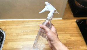 セスキ水の作り方・使い方