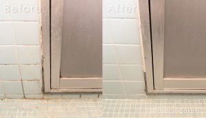 お風呂のタイル掃除方法
